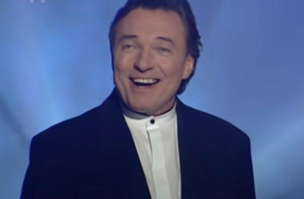 Karel Gott. Foto: snímek obrazovky YouTube