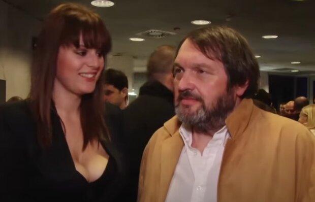 Ornella Koktová a Josef Kokta. Foto: snímek obrazovky YouTube