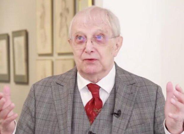 Jiří Suchý. Foto: snímek obrazovky YouTube