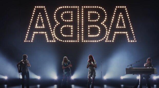 ABBA. Foto: snímek obrazovky YouTube