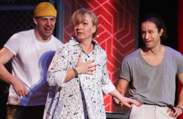 Premiéra muzikálu Láska nebeská. Foto: snímek obrazovky YouTube