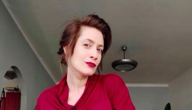 """""""Můj stav je zkrátka, jiný stav'"""": Lenka Zahradnická odpověděla na otázky o blížícím se porodu"""