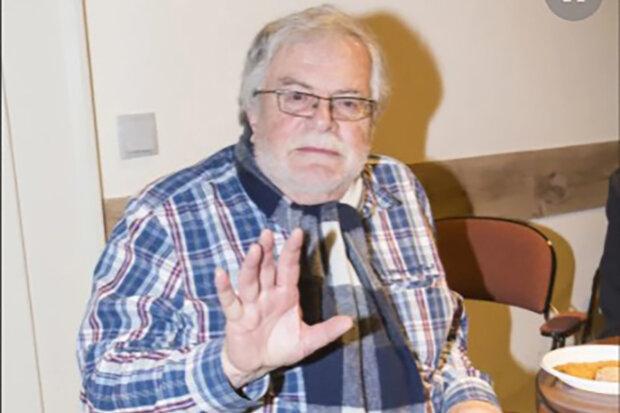 Vdovec po Divíškové herec a režisér Jan Kačer skončil v nemocnici: Leží na kardiologii v Motole