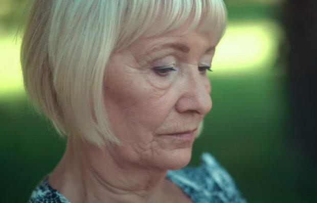 Žena. Foto: snímek obrazovky YouTube