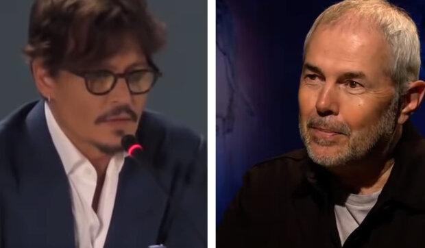 """""""Největší dojem na mě udělal Ethan Hawke"""": Proč Johnny Depp, který navštívil filmový festival v Karlových Varech, zklamal moderátora Marka Ebena"""