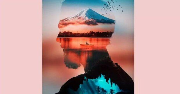 Rychlý psychologický test: první věc, kterou uvidíte na obrázku, odhalí jak jste si jisti sami sebou