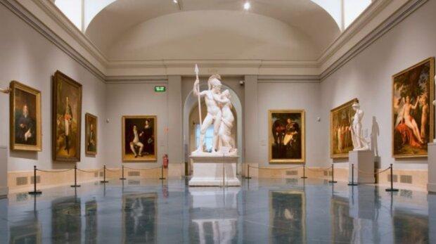 Museo del Prado v Madridu. Foto: snímek obrazovky YouTube
