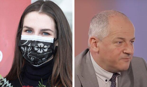 """Dcera prezidenta Miloše Zemana se ukázala na veřejnosti s Romanem Prymulou: """"Oba dva si práce zdravotníků v nelehkém čase vážíme"""""""