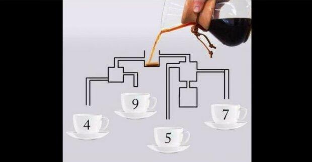 Kdo první dostane kávu: Lidé ztrácejí rozum kvůli této kávové hádance