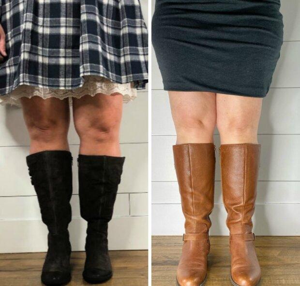 Jaké boty vypadají nejlépe na baculatých nohách: výběr nejstylovějších modelů