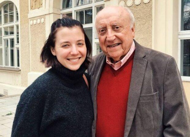 Anička Slováčková a Felix Slováček. Foto: snímek obrazovky Instagram