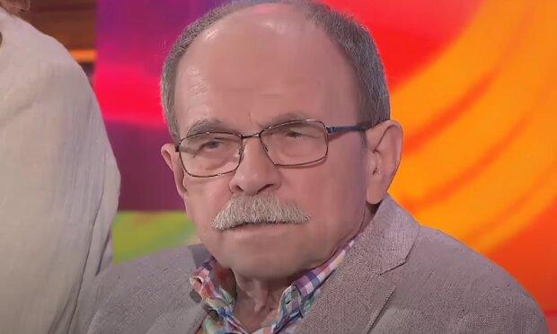Jaroslav Uhlíř. Foto: snímek obrazovky YouTube