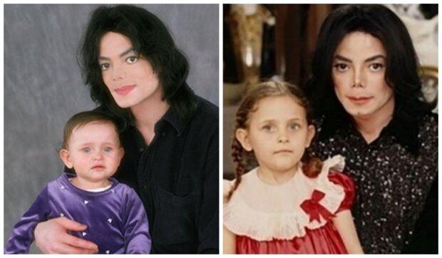 Paris-Michael Katherine Jackson a Michael Jackson. Foto: snímek obrazovky YouTube