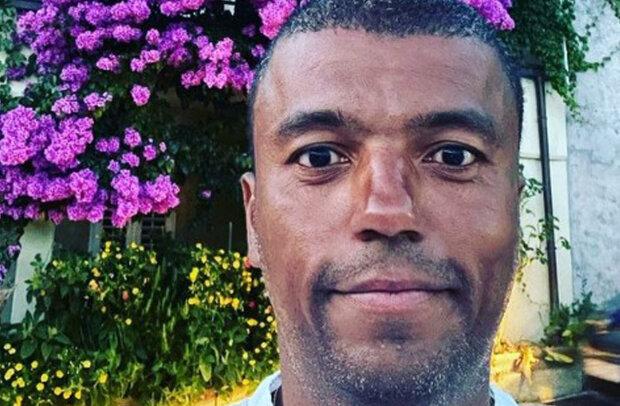 Oblíbený moderátor Televizních novin Rey Koranteng poprvé promluvil o svém otci: Moderátor v Ghaně má 5 sourozenců