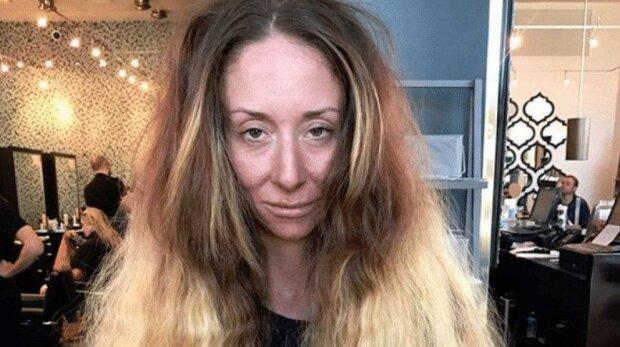 Tato holka se chtěla vdát, a proto se rozhodla se navštívit kosmetický salon: Změnila se k nepoznání
