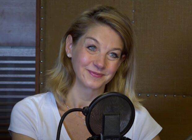 Sabina Laurinová. Foto: snímek obrazovky YouTube