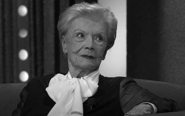 Zdenka Procházková. Foto: snímek obrazovky YouTube