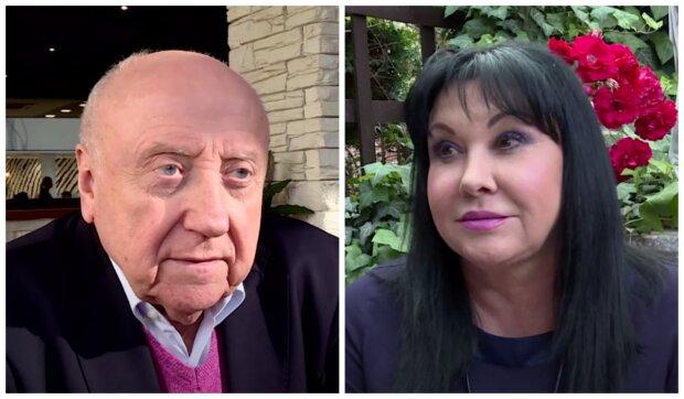 Vztah Felixe Slováčka a Dagmar Patrasové. Foto: snímek obrazovky YouTube