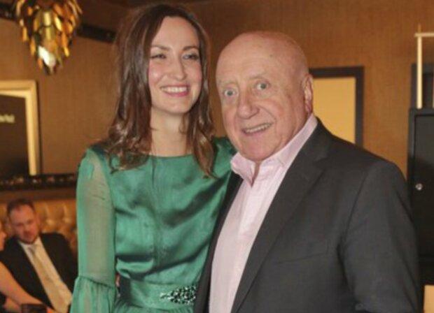 Felix Slováček a Lucie Gelemová. Foto: snímek obrazovky Instagram
