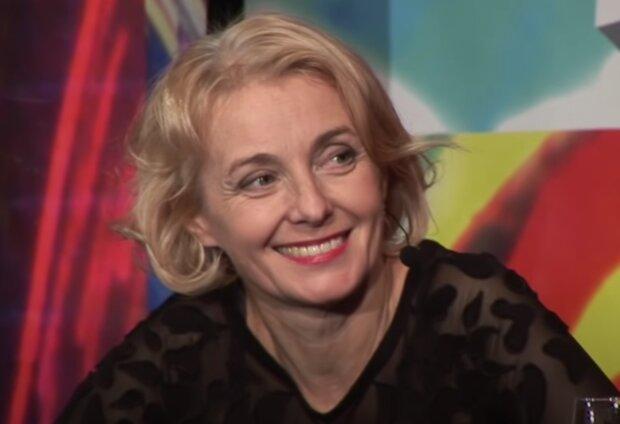 Veronika Žilková. Foto: snímek obrazovky YouTube