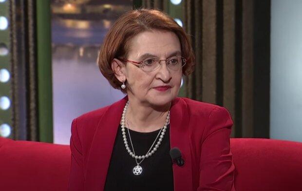 Eva Holubová. Foto: snímek obrazovky YouTube