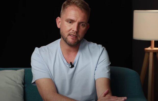 Libor Bouček. Foto: snímek obrazovky YouTube