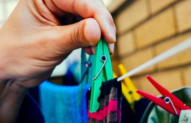 Tajemství věšení prádla, o kterých naše babičky věděly