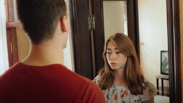 Žena a muž. Foto: snímek obrazovky YouTube