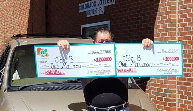 Jak muž vyhrál dva miliony jackpotů za jeden den
