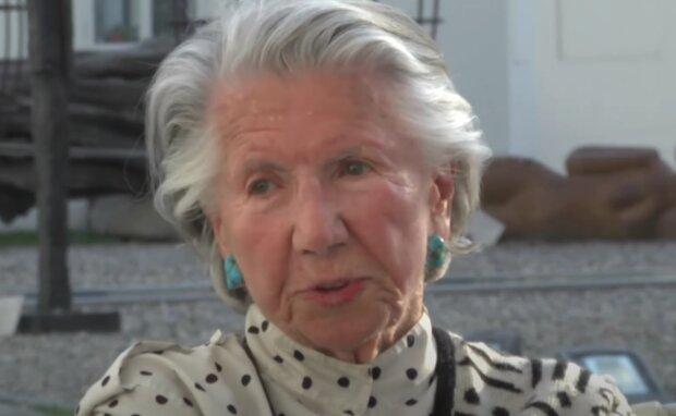 Meda Mládková. Foto: snímek obrazovky YouTube