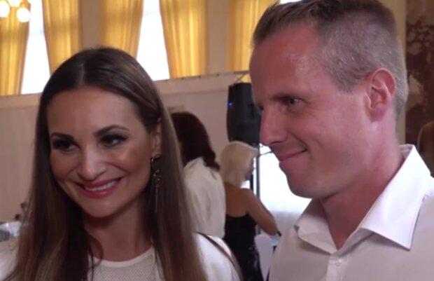 Lenka a David Limberští. Foto: snímek obrazovky YouTube