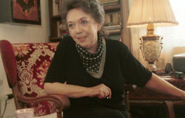 Jiřina Jirásková. Foto: snímek obrazovky YouTube
