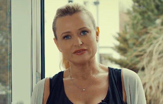 Jana Adamcová. Foto: snímek obrazovky YouTube