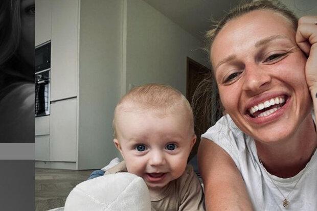 """""""Dítě, které má přijít, přijde"""": Veronika Kašáková promluvila o nemoci svého syna. Je 25% riziko, že druhé dítě ji bude mít také"""