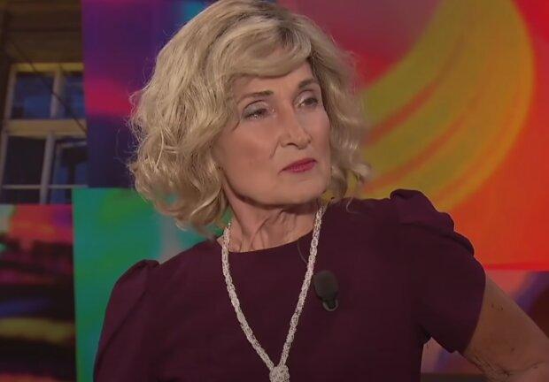 Zuzana Bubílková. Foto: snímek obrazovky YouTube