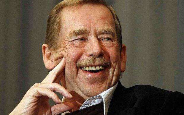 Václav Havel. Foto: snímek obrazovky Instagram