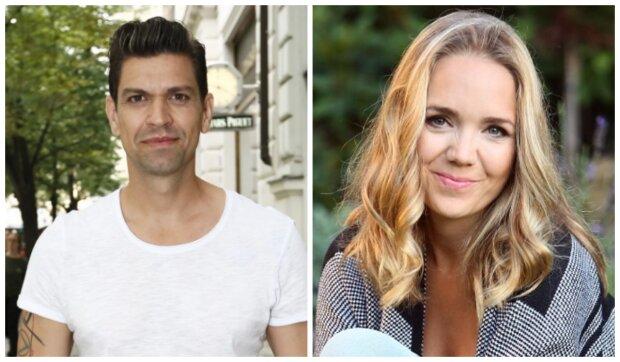 Petr Vojnar a Lucie Vondráčková. Foto: snímek obrazovky Instagram
