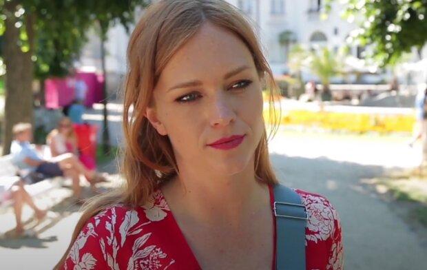 Ester Geislerová. Foto: snímek obrazovky YouTube
