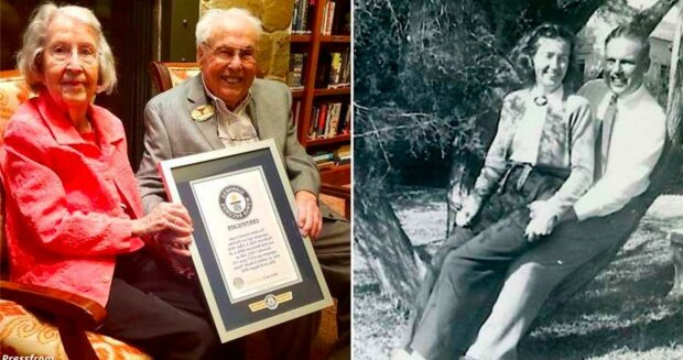 """""""Potřebovala pět let, aby se rozhodla, zda se chce vdát"""": nejstarší pár na planetě oslavil výročí osmdesáti let manželství"""