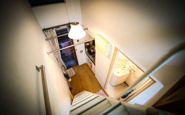 Emma z Tokia ukázala, jak žije v bytě o ploše 25 metrů čtverečních: lze byt srovnat s hostelem v České republice