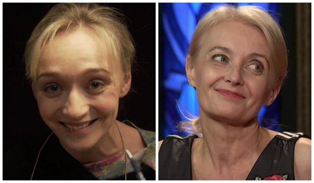 Veronika Žilková a Klára Sedláčková-Oltová. Foto: snímek obrazovky YouTube