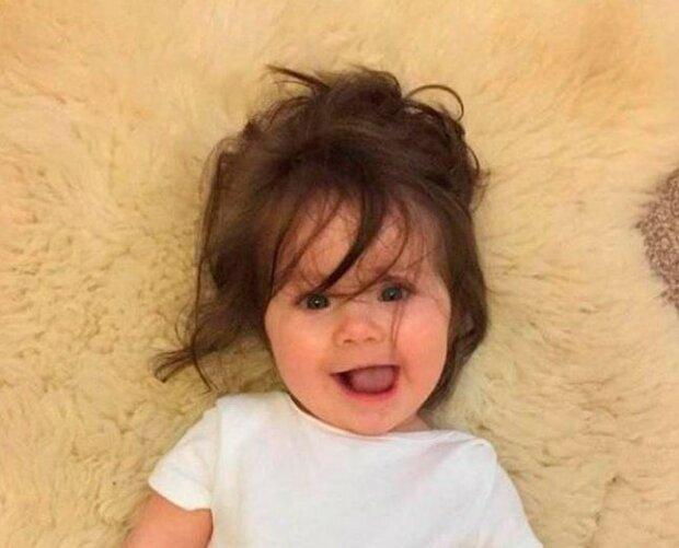 Těmto rodičům se narodila krásná dcera, ale její vzhled překvapil zkušených porodníků
