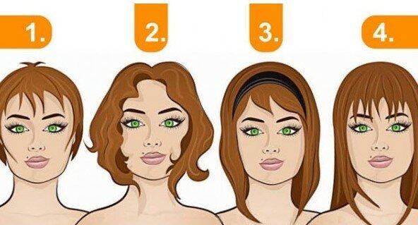 Vyberte si délku vlasů a zjistěte, jaké tajemství o vás odhaluje