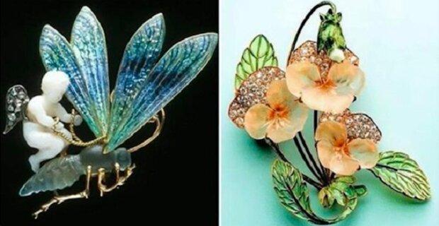 Nenapodobitelné klenoty Rene Lalique, to byl génius, práce kterého dobyla císařskou rodinu