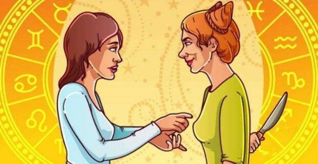 Falešné: 3 znamení zvěrokruhu, kteří ve skutečnosti nemohou být kamarády