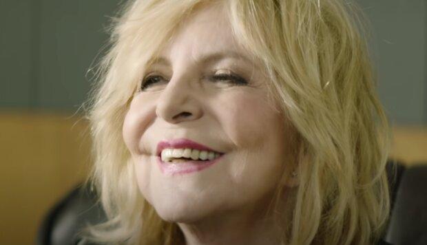 Hana Zagorová. Foto: snímek obrazovky YouTube